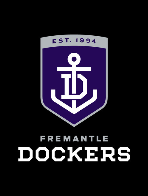 Fremantle Dockers AFL Car Headrest Covers