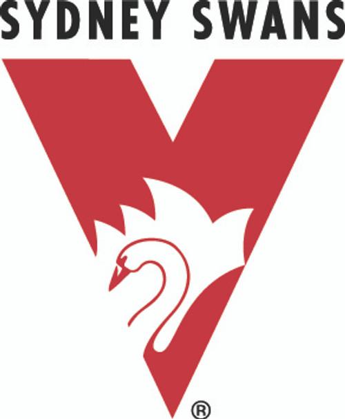 Sydney Swans AFL Car Headrest Covers