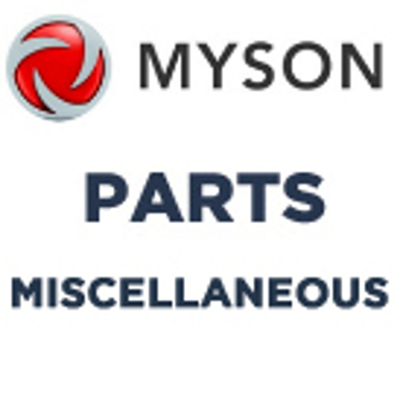 Myson Miscellaneous Parts
