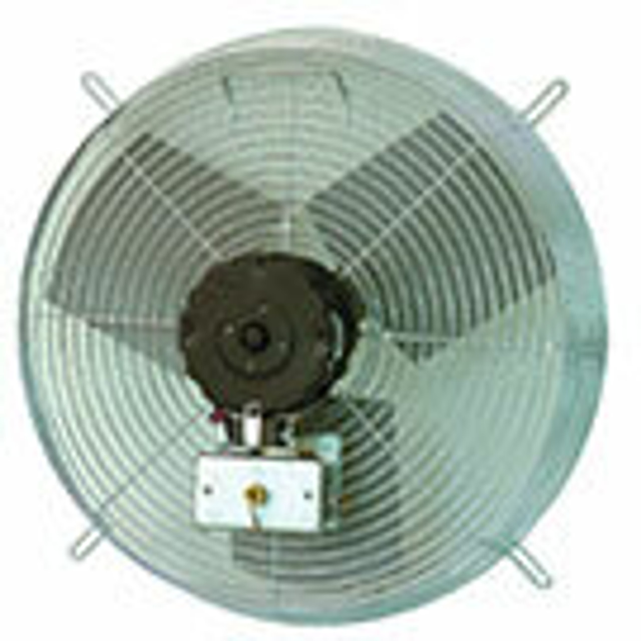 Guard Mounted Wall Exhaust Fans