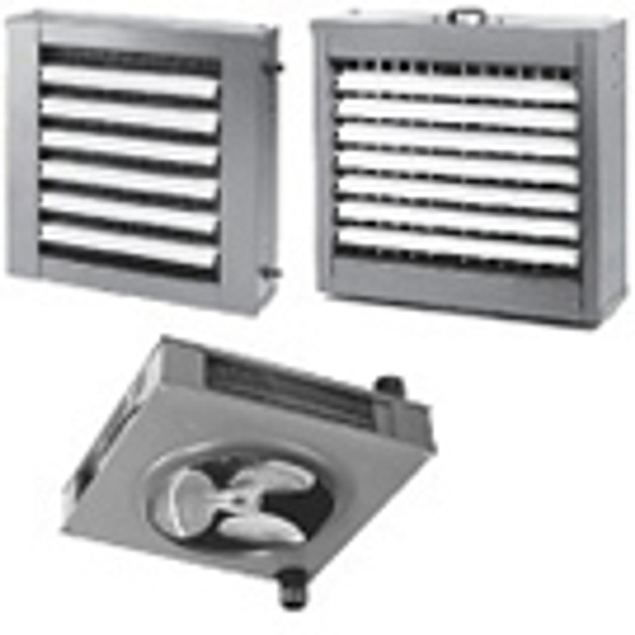 Beacon Morris Hydronic Unit Heater Parts