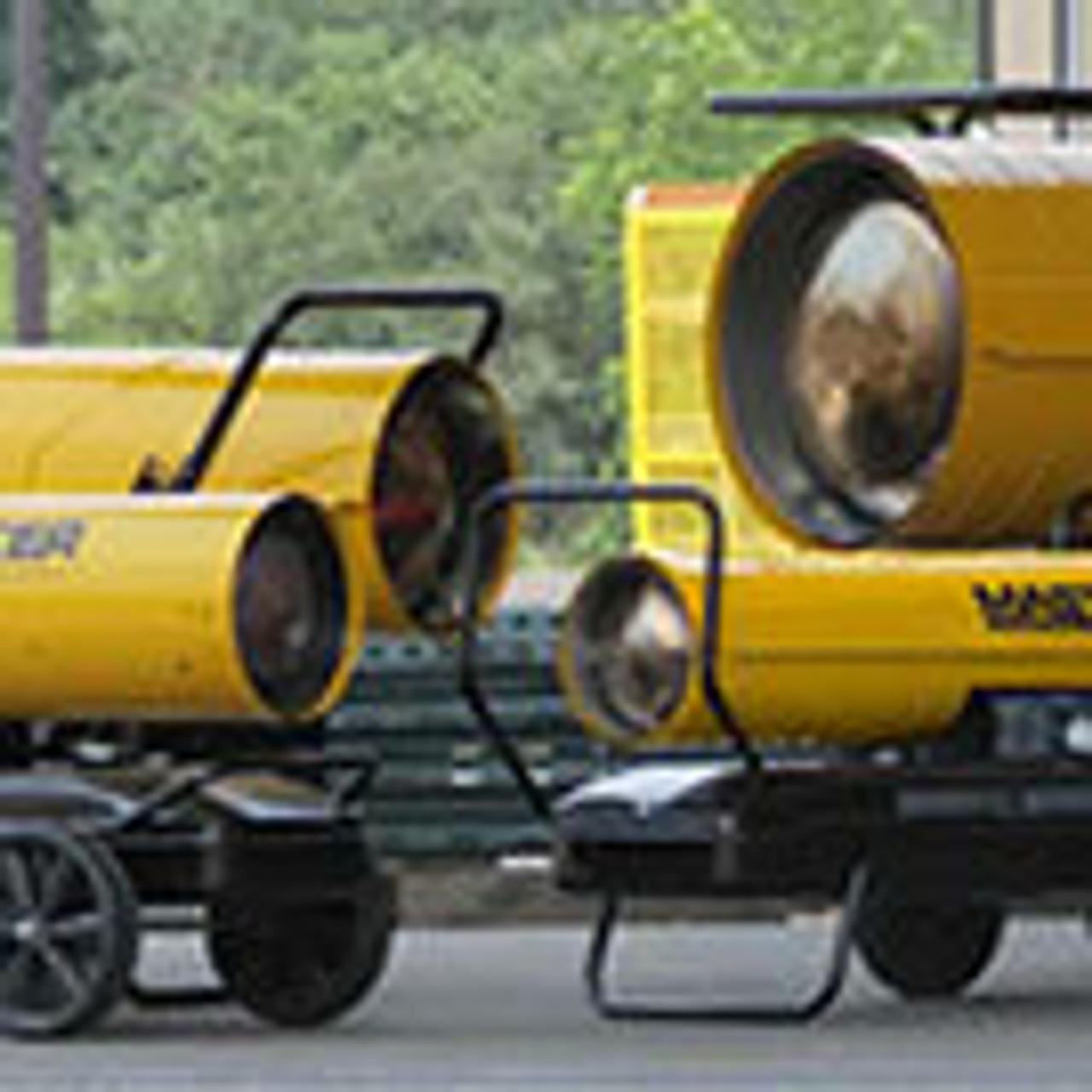 Kerosene Construction Heaters