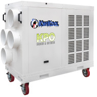 High Static Indoor-Outdoor Portable Air Condition