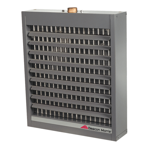 Beacon Morris HBB01811 Hydronic Unit Heater With Top And Bottom Piping  (Generic Picture For Reference Only)
