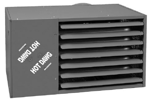 Modine HDC125 Hot Dawg Unit Heater (Generic Picture For Reference Only)