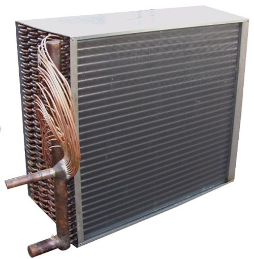 Generic Picture Of DX Coil