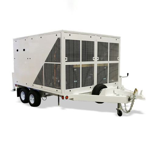 United CoolAir PACH25-TR Trailer Mounted Portable Air Conditioner