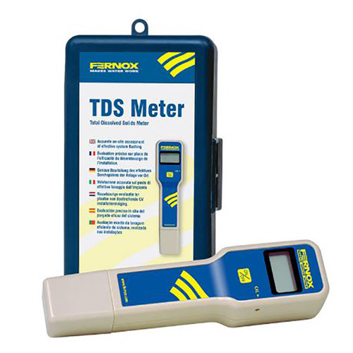 Fernox 57875 TDS Meter, Total Dissolved Solids Meter With Digital Readout