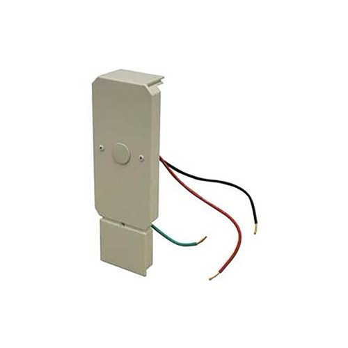QMark HBBT1TP Unit Mounted Tamper-Resistant Single Pole 25 Amp Thermostat Kit
