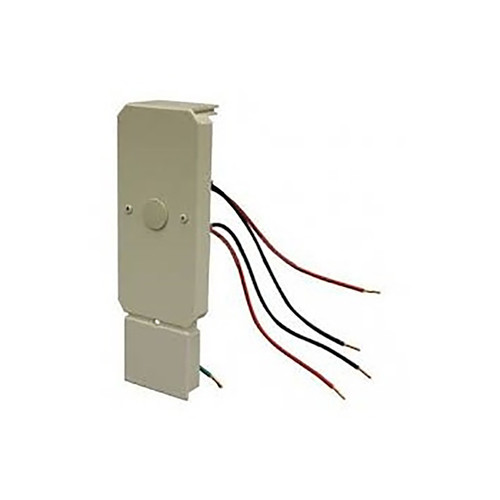 QMark HBBT2TP Unit Mounted Tamper-Resistant Double Pole 25 Amp Thermostat Kit