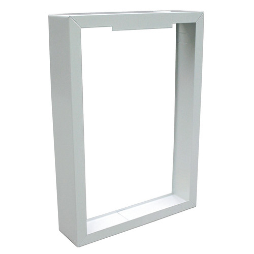 QMark SMHTSSNW Surface Mounting frame - Northern White