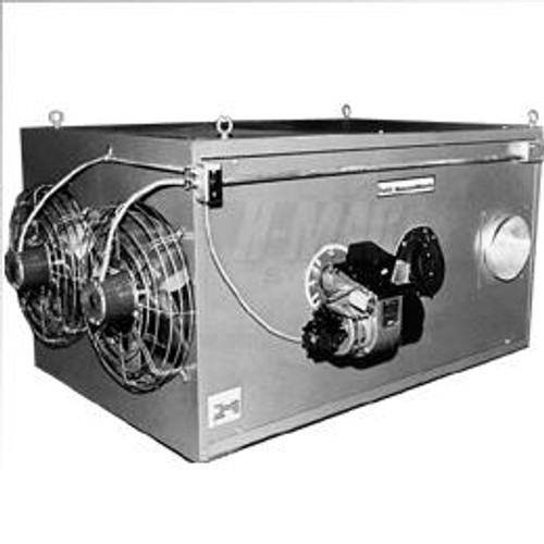 Beacon Morris BMOF450 Oil Fired Unit Heater (Generic Picture For Reference Only)