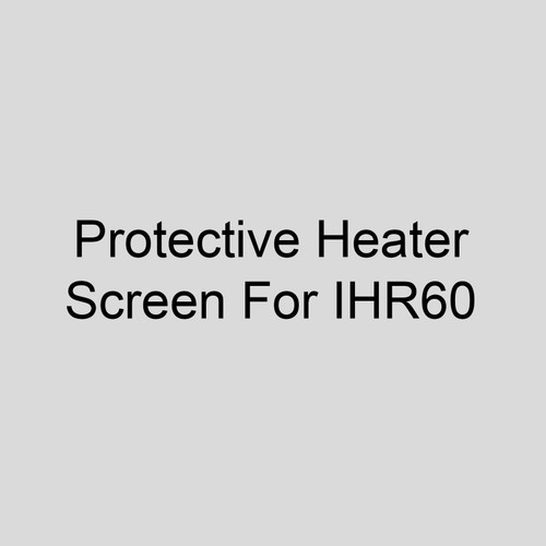 Modine 78855 Protective Heater Screen For IHR60