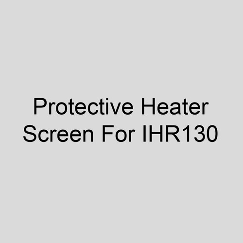 Modine 78857 Protective Heater Screen For IHR130