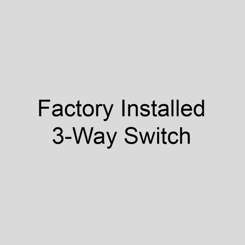 Modine 63473 Factory Installed 3-Way Switch - On/Off Fan Only