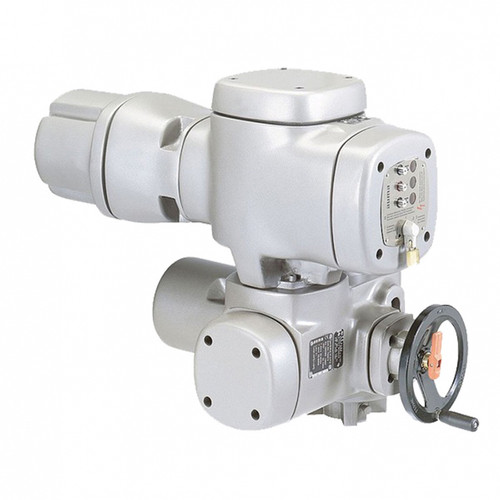 Picture Shown Is A Bray AU Series Actuator