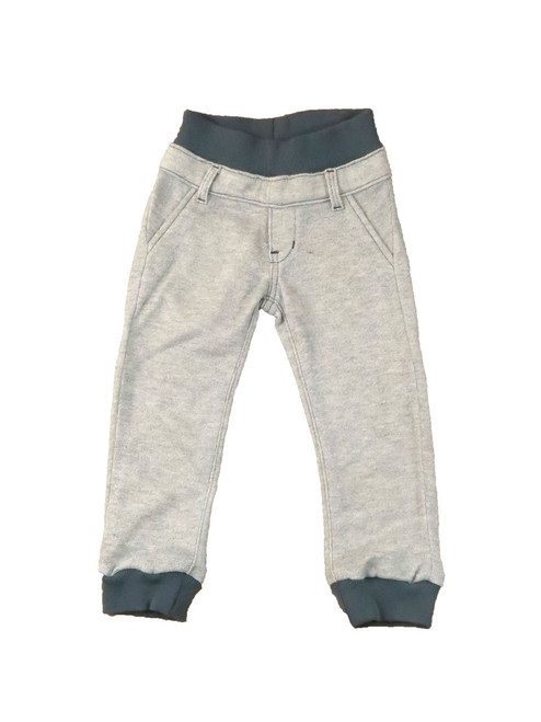 Grey French Terry Jogger Pants