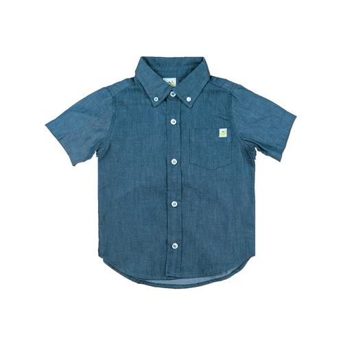 Chambray Short Sleeve Shirt