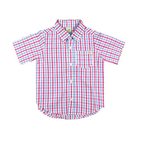 Checker Short Sleeve Shirt