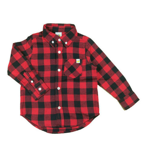 Buffalo Flannel
