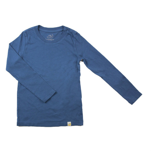 Basic Long Sleeve - Garment Dyed Teal