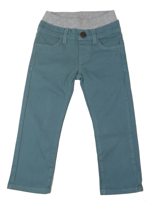 Twill Pants - Sage Garment Dyed