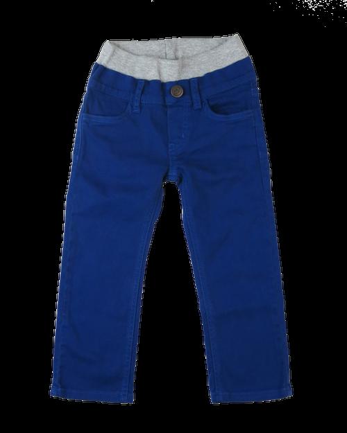 Twill Pants - Navy Garment Dyed