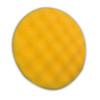 Yellow Waffle Foam Compound Pad
