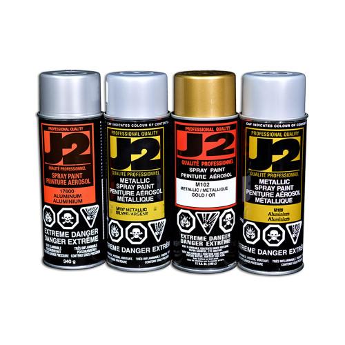 J2 Metallic Paint