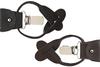 Convertible Clip/Button Suspenders