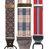 Patterned Suspenders