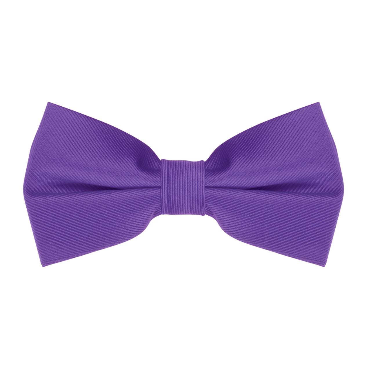Pre-tied Bow tie Lavender Flowers Bow tie /& Suspenders XL Black Suspenders