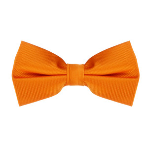 Bow Tie in Orange