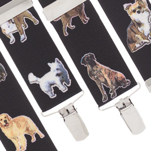 Dog Suspenders - All Designs