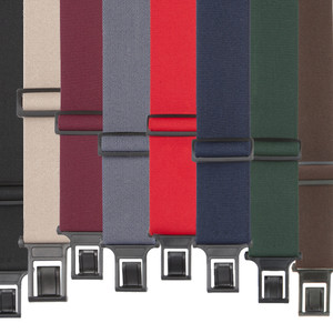 2-Inch Wide Perry Suspenders - All Colors Shown