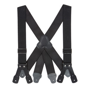 Firefighter Suspenders - Front View