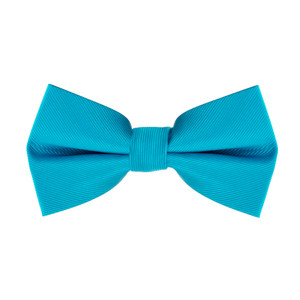 Bow Tie in Turquoise