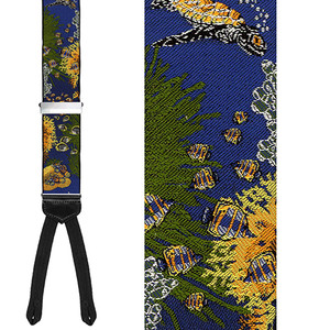 Reef Madness Limited Edition Braces - Front View