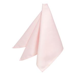 Light Pink Pocket Square