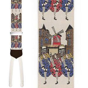 Mademoiselle Limited Edition Braces