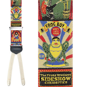 Sideshow Limited Edition Braces