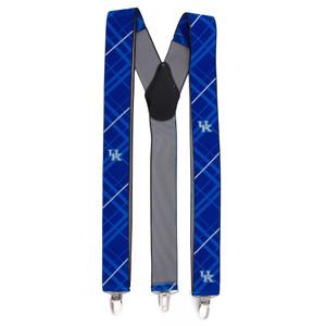 University of Kentucky Suspenders - Full View