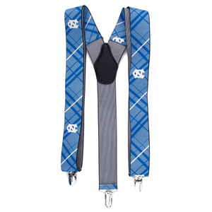 University of North Carolina Suspenders - Full View