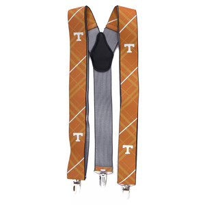 University of Tennessee Suspenders Full View