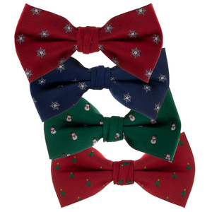 Winter Bow Ties by Oxford Kent - All Patterns