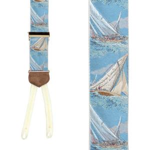 Trafalgar Limited Edition Braces - Nautical