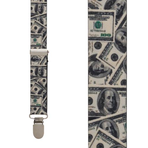 Benjamin Suspenders - Front View
