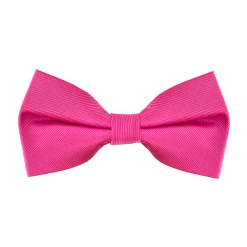 Bow Tie in Fuchsia