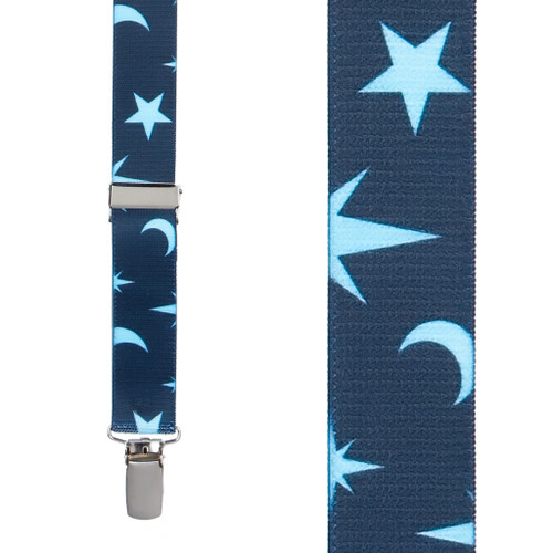 Magic Suspenders for Kids - Front View