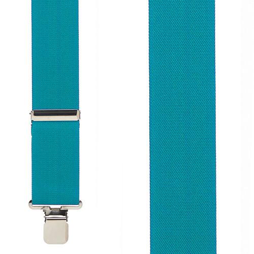 Jade Suspenders - 2 Inch Wide - Front View